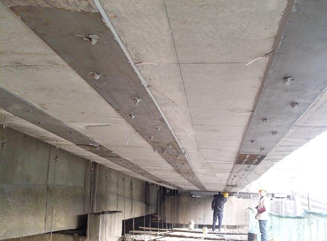 河嘴桥改造加固