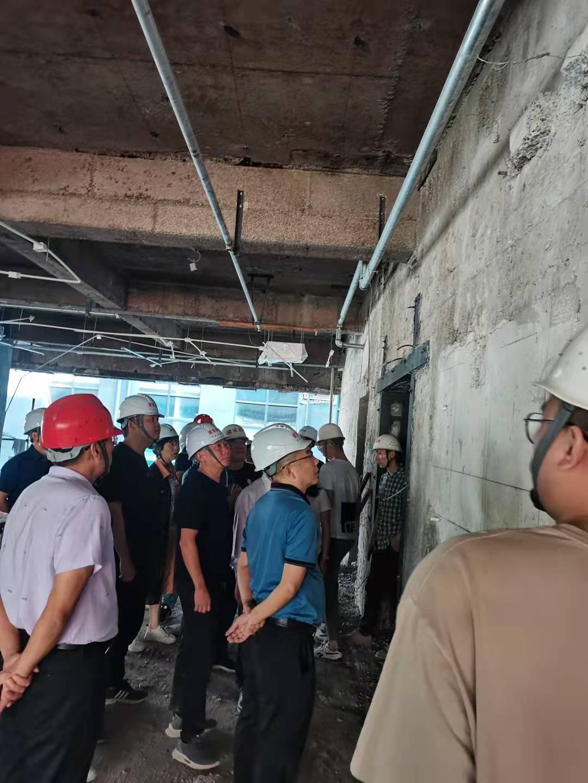 南坪中医院迁改建工程